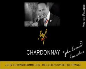 John Euvrard, sommelier, meilleur ouvrier de France chez Deux Mille Vins